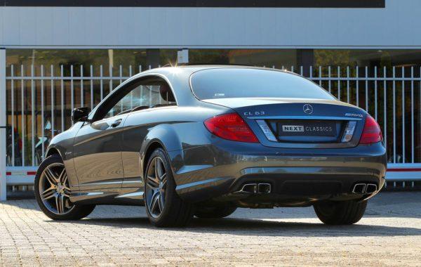 Mercedes-Benz CL 63 AMG Biturbo