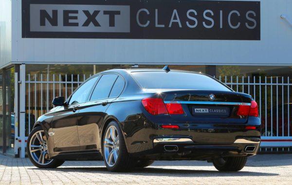 BMW 750i M-Sport High Executive