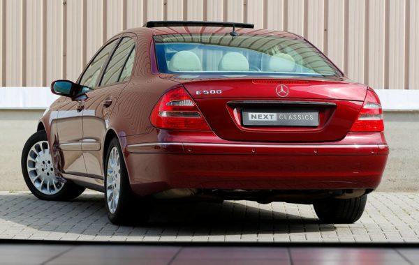 Mercedes-Benz E 500 Elegance