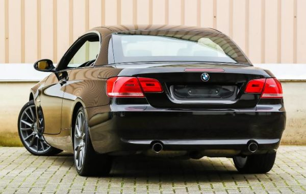 BMW 335i Cabriolet Individual