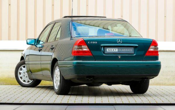 Mercedes-Benz C 280 Elegance