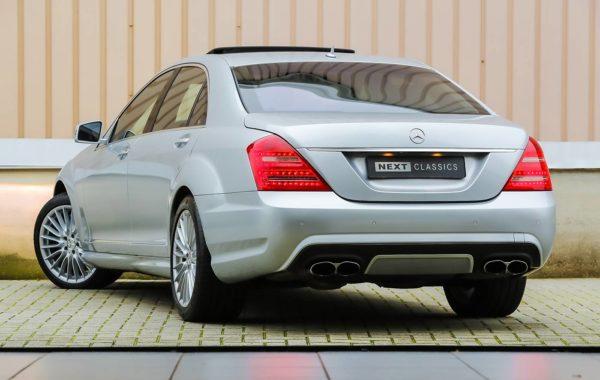 Mercedes-Benz S 500 Lang