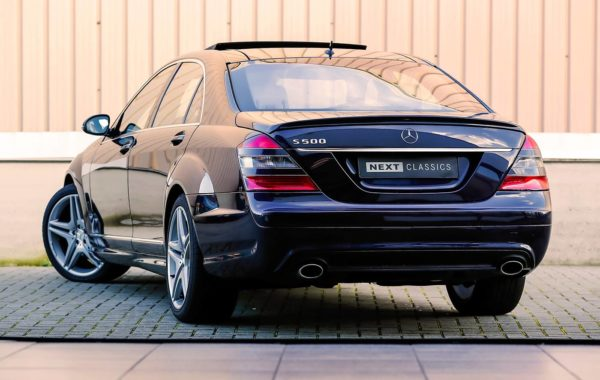 Mercedes-Benz S 500 Lang AMG