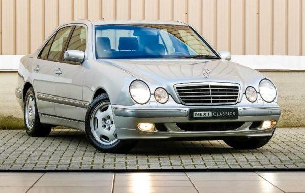Mercedes-Benz E 320 Elegance