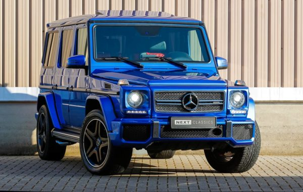 Mercedes-Benz G65 AMG Designo