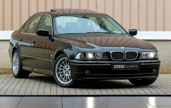 BMW 530d Sedan