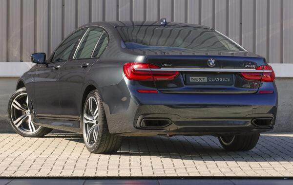 BMW 750i M-Sport Xdrive
