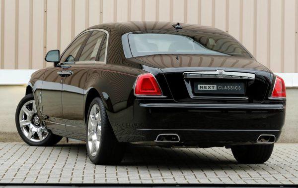 Rolls-RoyceGhost