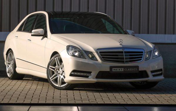 Mercedes-Benz E 350 CDI