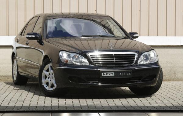 Mercedes-Benz S500 Lang